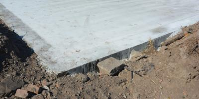 3 Signs You Need Foundation Repair, Ross, Ohio