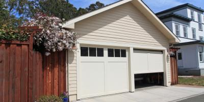 3 Common Garage Door Problems You Should Fix Right Away, Westminster, Colorado