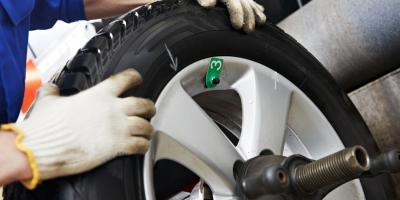 Keep Your Vehicle Balanced For The New Year: The Benefits of Proper Tire Balance and Wheel Alignment, Hazelwood, Missouri