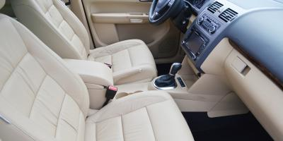 How to Clean Stains From Light Car Leather, Dothan, Alabama