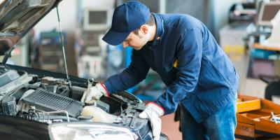 4 Signs You Should Replace Your Car's Air Filter, Morehead, Kentucky
