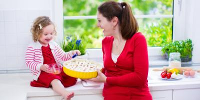 Why Baking Is Beneficial for Child Development, Fairfield, Connecticut