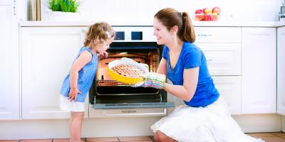 Why Baking with Your Child is Beneficial for Child Development, Creve Coeur, Missouri