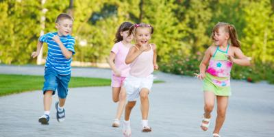 4 Ways Exercise Benefits Preschoolers, Penfield, New York