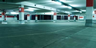 Why Parking Garages Need Commercial Pressure Washing Services , Ewa, Hawaii