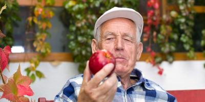 Top 4 Oral Health Issues Among Seniors, Kenai, Alaska