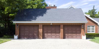 3 Common Problems With Garage Door Springs, Easton, Connecticut
