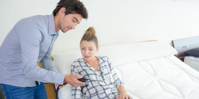 Bedroom Furniture Pros on the Benefits of Adjustable Beds, Minocqua, Wisconsin