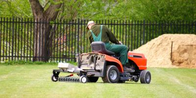 5 Professional Lawn Mowing Patterns to Try, Winder, Georgia
