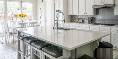 4 Benefits Concrete Countertops Offer, Windham, Connecticut