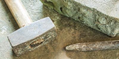 How Can You Fix Concrete Cracks?, Windham, Connecticut