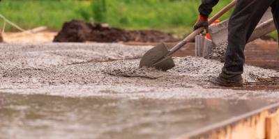 5 Steps for Laying a Concrete Foundation, Windham, Connecticut