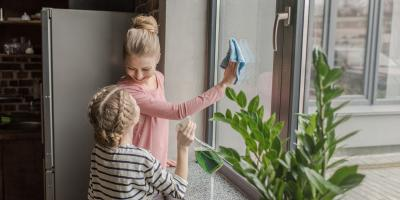 Do's & Don'ts of Window Cleaning, Middletown, New Jersey