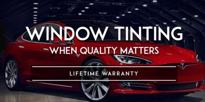 Quality Window Tinting, Granite City, Illinois