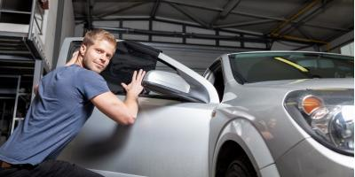 How Is Car Window Tinting Performed?, Ballwin, Missouri