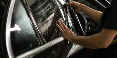 The Do's & Don'ts of Maintaining Your Car's Tinted Windows, Cottonport, Louisiana