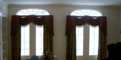 A Beginners' Guide to Curtains & Window Treatments, North Ridgeville, Ohio