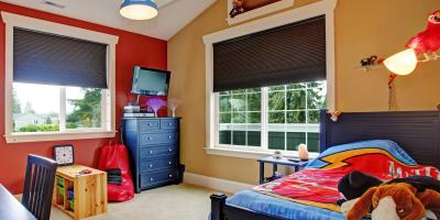 3 Window Treatment Ideas for Your Children's Rooms, St. Charles, Missouri