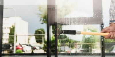 3 Benefits of Pure Water Window Cleaning, North Bethesda, Maryland