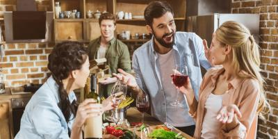 What's the Difference Between Red & White Wine?, Kalispell, Montana