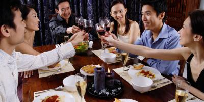 How to Choose a Bottle of Wine for Your Next Dinner Party, Evergreen, Wisconsin