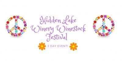 Join Us For The 12th Annual Winestock Festival!, Sugar Creek, Illinois