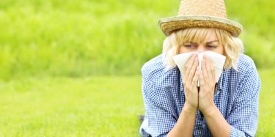 Eye Doctor Discusses Spring Allergies & Your Vision, Sycamore, Ohio