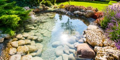 3 Stunning Pond Construction Ideas, Dover, New York