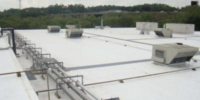 EPDM vs. TPO Roofing: Understanding the Difference, Winston, North Carolina