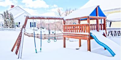 Outdoor Play Auburn Hills  How to Get Your Outdoor Play Set Ready for Winter, Berkley, Michigan