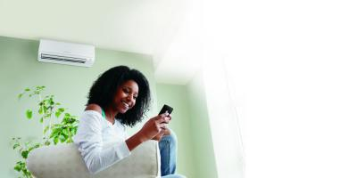Stay Comfy With a Wall-Mounted Wireless Thermostat, Hartly, Delaware