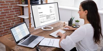 3 Benefits of Using a Bookkeeping Service, La Crosse, Wisconsin