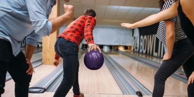 How to Successfully Hit Tough Bowling Splits , Shelby, Wisconsin