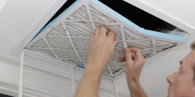 How to Change Your HVAC Filter, Wisconsin Rapids, Wisconsin