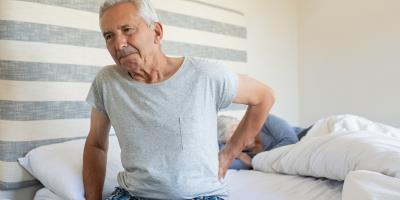 3 Ways to Sleep Comfortably With Back Pain, Wisconsin Rapids, Wisconsin