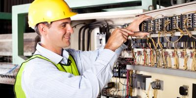 5 Key Steps For Industrial Electrical Maintenance, Wisconsin Rapids, Wisconsin
