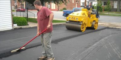 The Science of Curing Asphalt Paving, Grand Rapids, Wisconsin