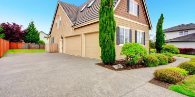 5 Benefits of a Concrete Driveway, Grand Rapids, Wisconsin