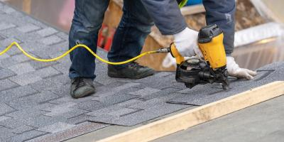 5 Signs You Have a Leaking Roof, Wisconsin Rapids, Wisconsin
