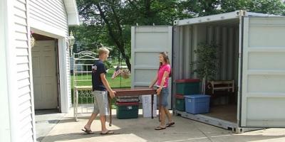 Everything You Should Know About Portable Moving Containers, Wisconsin Rapids, Wisconsin