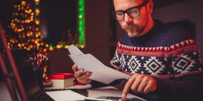 3 Holiday Tax Tips, La Crosse, Wisconsin