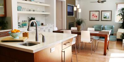 How to Design a Functional Island During Kitchen Remodeling, La Crosse, Wisconsin