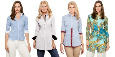 Women's Blouses: The Best Styles By Popular Demand, Naples, Florida