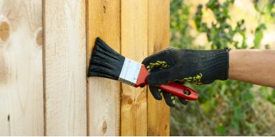 4 Tips for Wood Fence Maintenance, Clearview, Washington