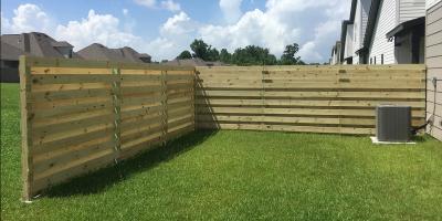 Should You Install a Wood or Aluminum Fence?, 8, Louisiana