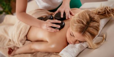 3 Revitalizing Reasons to Get a Warm Stone Massage, Wood-Ridge, New Jersey
