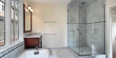 How to Keep Your Glass Shower Enclosure Looking Like New, Woodburn, Oregon