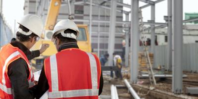 The 3 Most Common Types of Construction Accidents, St. Peters, Missouri