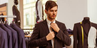 How to Find the Right Dress Shirt Fit, New York, New York
