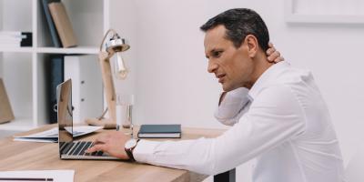 A Guide to Preventing Tech Neck Pain, Xenia, Ohio